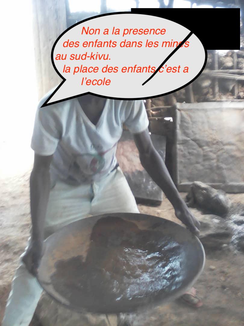 «Shiye tutakomalaka tu bila masomo?» : Les Enfants dans le site minier artisanal de Mukungwe face à un avenir incertain