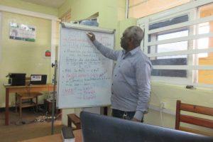Atelier de formation des chercheurs du GEC-SH sur la conception et la redaction d'un projet