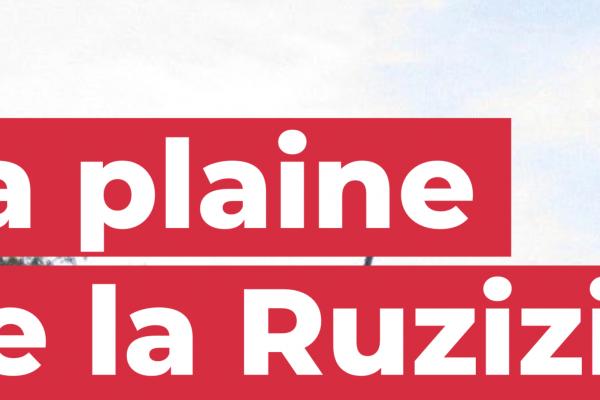 La plaine de la Ruzizi